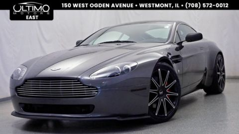 Pre-Owned 2007 Aston Martin Vantage 6-Speed Manual