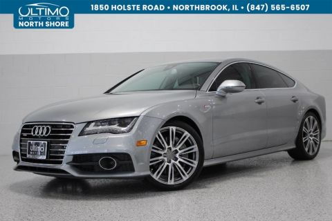 Pre-Owned 2014 Audi A7 3.0 Prestige Driver Assist, LED Headlights, 20 Sport Pckge,