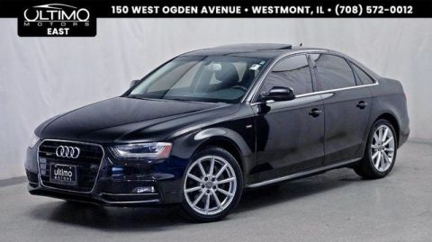 Pre-Owned 2015 Audi A4 2.0T Premium Plus