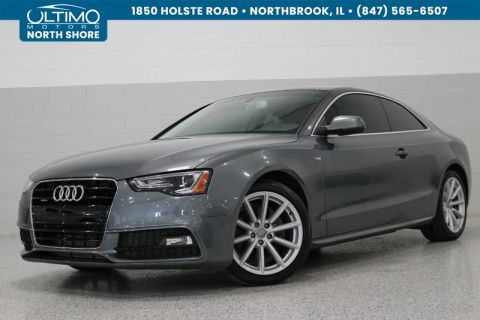 Pre-Owned 2015 Audi A5 Premium Plus, Technology Package.
