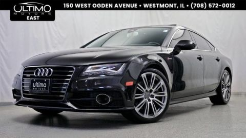 Pre-Owned 2012 Audi A7 3.0 Prestige Driver Assistance Pkg, Night Vision, Heads Up, Heated & Cooled Seats, Bose Sound