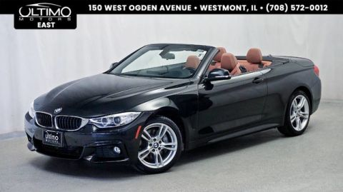 Pre-Owned 2016 BMW 4 Series 435i xDrive M-Sport