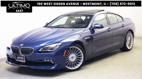 Pre-Owned 2016 BMW 6 Series ALPINA B6