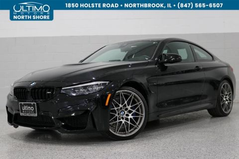 Pre-Owned 2018 BMW M4 M Competition, Executive, MSRP $79,885