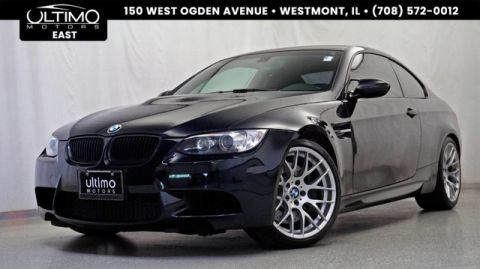 Pre-Owned 2011 BMW M3 Competition Pkg, Cold Weather Pkg, Premium Pkg