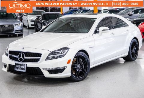 Pre-Owned 2013 Mercedes-Benz CLS CLS 63 AMG®