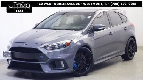 Pre-Owned 2016 Ford Focus RS